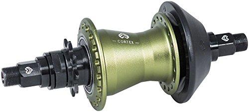 Eclat Cortex Freecoaster Hub with Nylon Hub Guard 36h RHD 9t Driver 14mm - Hub 36h Bmx Bike