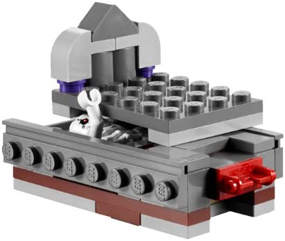 LEGO Ninjago - 2505 - Jeu de Construction - La Forteresse de Garmadon