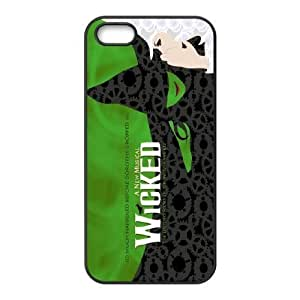 James-Bagg Phone case - Musical Wicked Pattern Protective Case For Apple Iphone ipod touch4 Cases Style-7