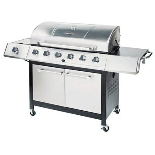 Char-Broil Classic 6-Burner Gas Grill