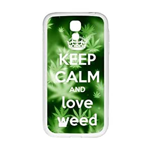 Fresh green design Cell Phone Case for Samsung Galaxy S4