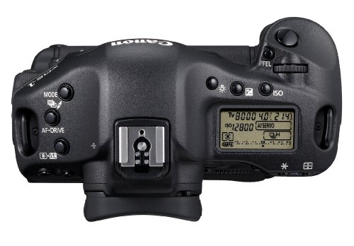 41W6WhPKp8L - Canon EOS-1DX Mark II DSLR Camera (Body Only)