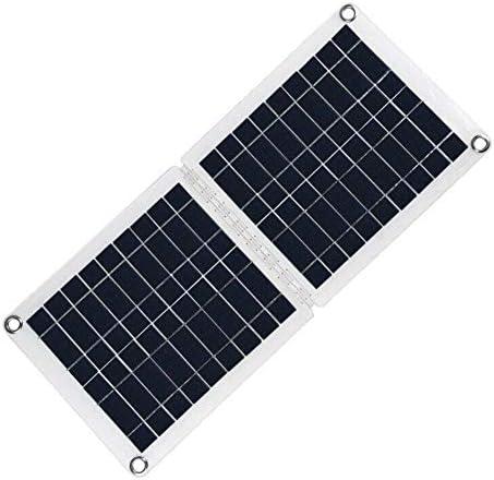 60 Watt Solartasche Faltbares Mobiles Solarpanel Mit Effektivsten Monokristallinen Zellen, Solar-Laderegler (2 USB-Ports), Leicht Zu Transportieren , 60W 18/12 / 5V