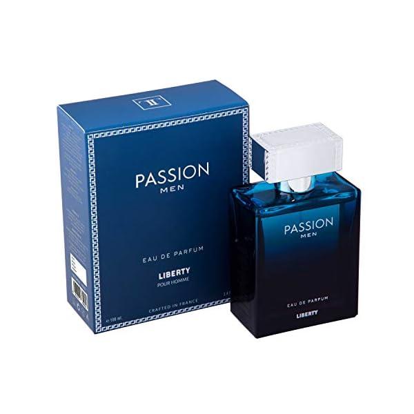 Best Liberty LUXURY Passion Perfume EDP for Men Online India 2020