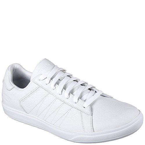 Skechers Mænds Govulc 2 Mode Sneakers Hvid D (m) Os Hvide 9W04TWMgz