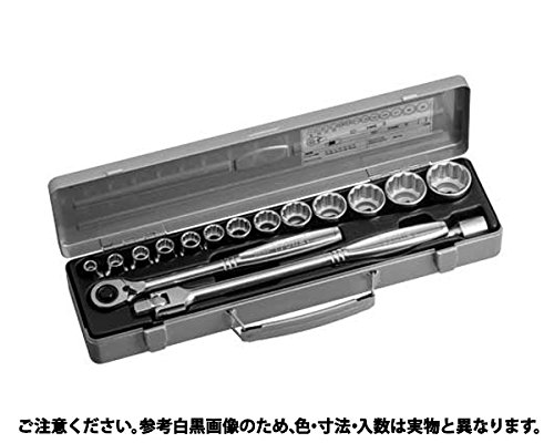 ソケットレンチセット 規格(770M) 入数(1) B071215CSQ