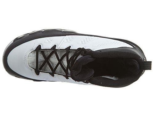 Jordan 9 Retro BP Boys Sneakers 401811-112 White/True Red-black