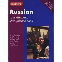 Berlitz Cassette Packs Russian