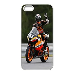 iPhone 5, 5S Phone Cases Marc Marquez Cell Phone Case TYB630833