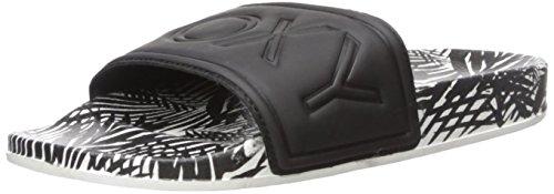 b804062231cd Roxy Women s Slippy Slip On Sandal Slide - Import It All