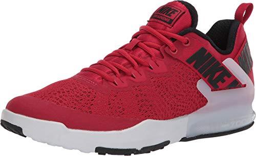 Nike Men's Zoom Domination TR 2 Gym Red/Black 10 D US