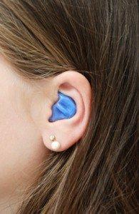 Découvrez qualité parfaite correspondant en couleur Hertz Bouchons d'oreilles à moule soi-même en silicone ...