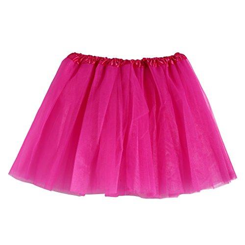 Jupon enfants Tutu adultes MIOIM Rose1 Mini pour filles Tailles et jupe danse de pour varies UUn10wHq