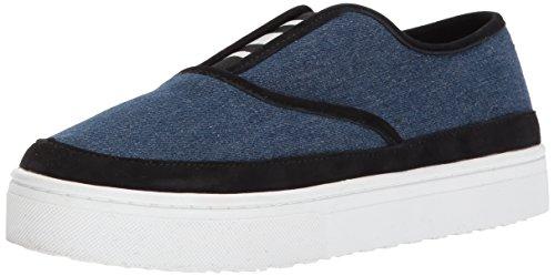 Sam Edelman Countryry Sneaker Dark Denim / Black