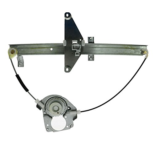 Power Window Regulator Front Lh Left Driver Side For 94 97 Passport Rodeo