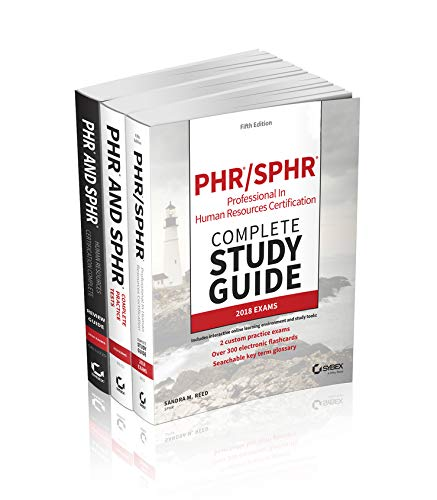 PHR / SPHR Professional in Human Resources Certification Kit-cover