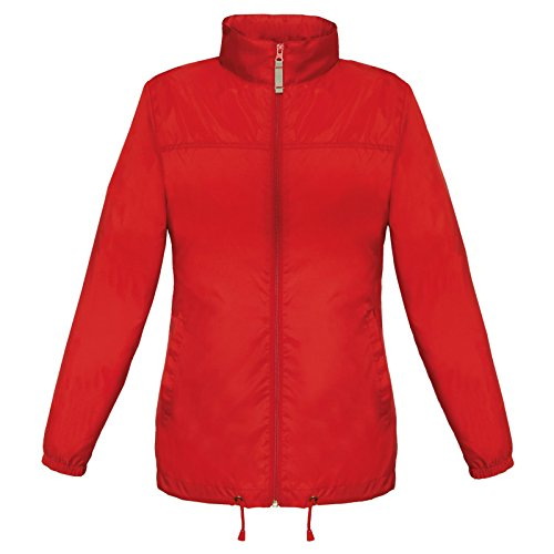 En Chaqueta Para amp; Mujer Amp; B Collection Rojo Moderna tH0xq