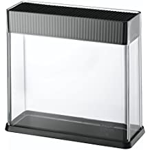 Kuhn Rikon Vision Clear Slotted Easy-to-Clean Knife Stand/Block, Rectangle