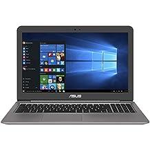 """ASUS ZenBook UX510UW-RB71 (i7-6500U, 16GB RAM, 1TB HDD, NVIDIA GTX 960M 4GB, 15.6"""" Full HD, Windows 10) Laptop"""
