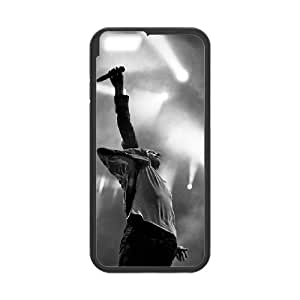 Coldplay iPhone 6 4.7 Inch Cell Phone Case Black TPU Phone Case SV_287555