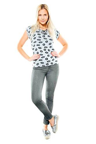 Sassyclassy - T-shirt - Femme Multicolore Multicolore