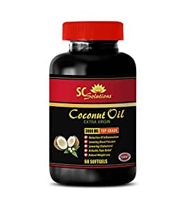 oil weight Extra loss coconut for virgin