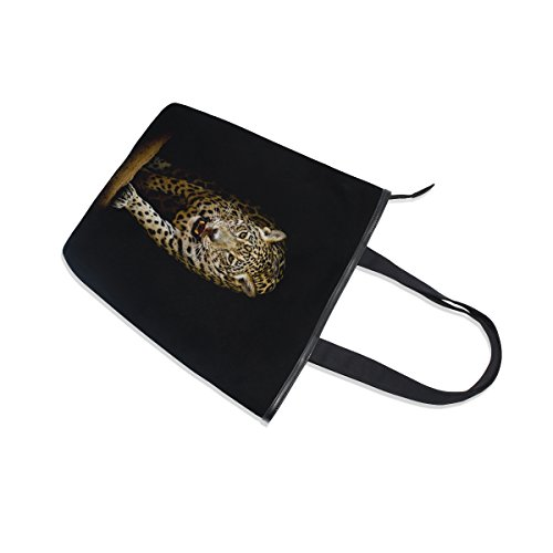 Handbag Tote Leopard Womens MyDaily Tote Canvas Shoulder Shoulder Bag MyDaily Bag Canvas XFwpxPqRw