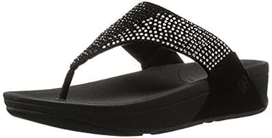 Amazon Com Fitflop Women S Flare Thong Sandal Flip Flops