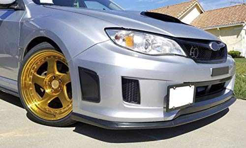 SIZZLEAUTO Front Tow Hook License Plate Bracket for