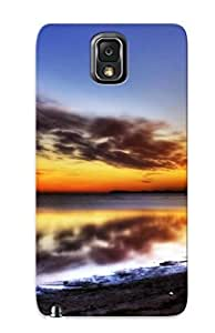 Catenaryoi UbTyrpK1288kWgLR Protective Case For Galaxy Note 3(sunrise ) - Nice Gift For Lovers