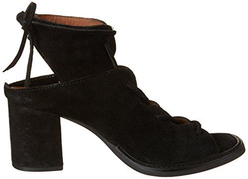 Mjus 848003-0201 - Sandalias Mujer Negro (Nero)