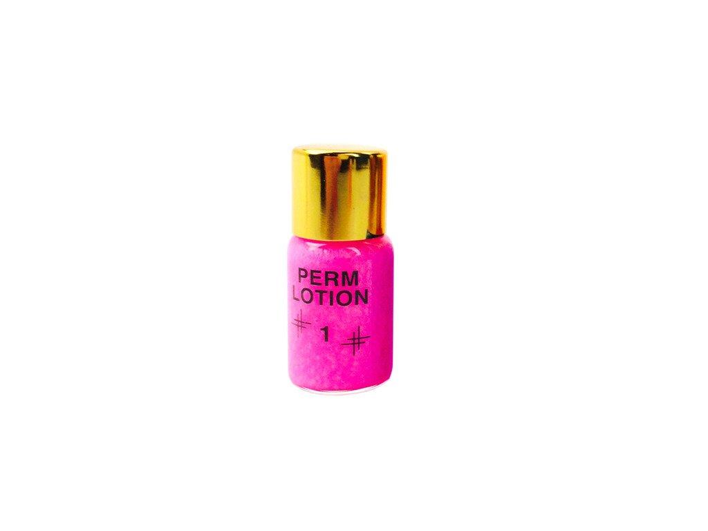 Dolly's Lash Eyelash Perm Lotion #1 Pink Bottle