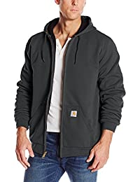 Men's Big & Tall Rutland Thermal-Lined Hooded Zip-Front...