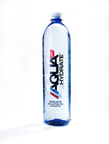 AQUAhydrate Electrolyte Enhanced Water Ph9+, 33.8  Fl. Oz (Pack of 12) by AQUAhydrate (Image #8)