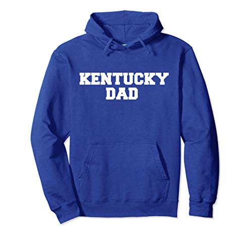 Kentucky Dad Basketball lover and supporter Gift Hoodie ()