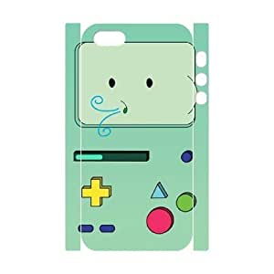 Beemo Adventure Time DIY 3D Cover Case for Iphone 5,5S,personalized phone case ygtg589441