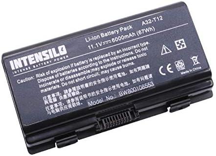 INTENSILO batería Li-Ion 6000mAh (10.8V) para notebook ...