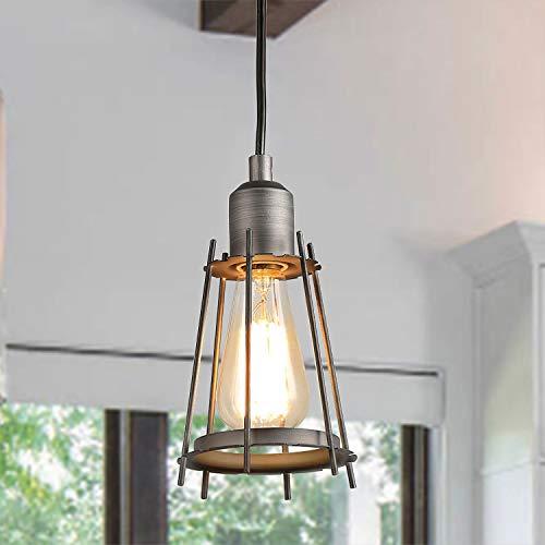 Metal Hanging Pendant Light in US - 4