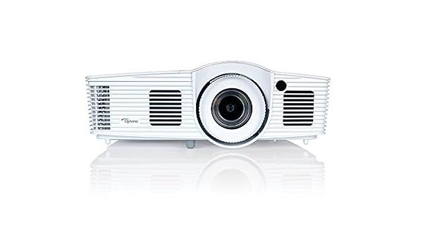 Optoma W416 Video - Proyector (4500 lúmenes ANSI, DLP, WXGA ...