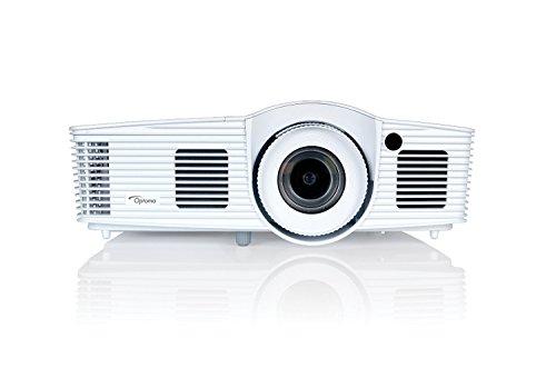 Optoma W416 WXGA 3D DLP Business Projector