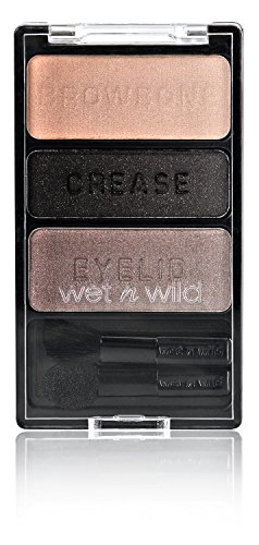 Wnw Eyeshadow Trio 335 Si Size .12oz Wet Wild Color Icon Eyeshadow Trio Silent Treatment 335 .12oz