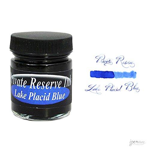 (Private Reserve 66ml Lake Placid Blue Bottled Ink - PR-02-LPB)