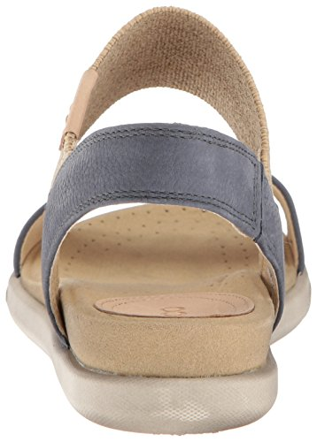 Damara Ombre ECCO Shoes Band Sandals Powder Women's gq4a4xwU