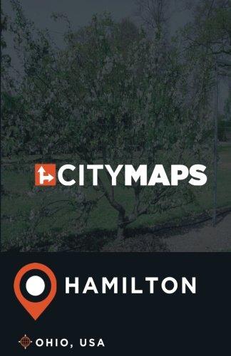Download City Maps Hamilton Ohio, USA pdf