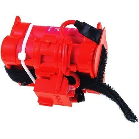 Powerakku für Mähroboter Husqvarna Automower 308 18V 2500mAh//45,0Wh Li-Ion Rot