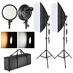Image of the product Neewer LED Softbox that is listed on the catalogue brand of Neewer.