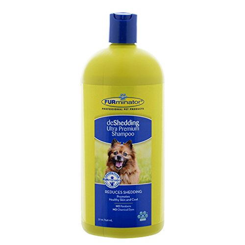 Furminator deShedding Ultra Premium Dog Shampoo, 32-Ounce by Furminator