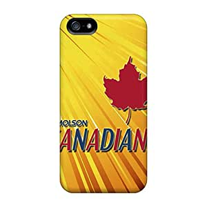 Hot TZl1888fpNy Molson Canadian Tpu Case Cover Compatible With Iphone 5/5s