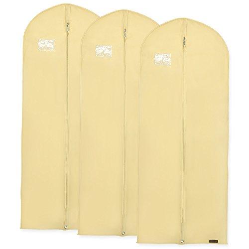Hangerworld Ivory Breathable Dress Garment
