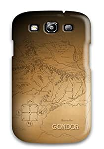 DDbkTof3015CzHIO Anti-scratch Case Cover Matt C Brown Protective Lord Of The Rings Case For Galaxy S3
